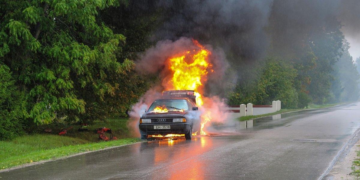 Lease Car Write-Off