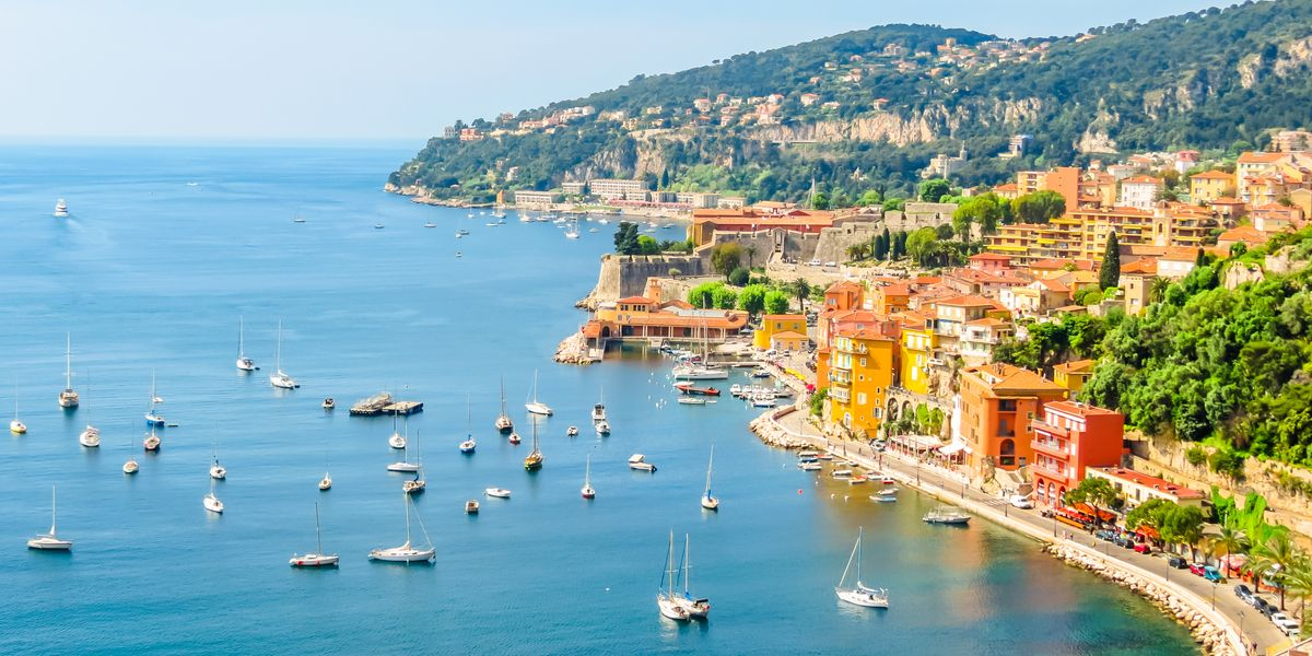 French Riviera lease car