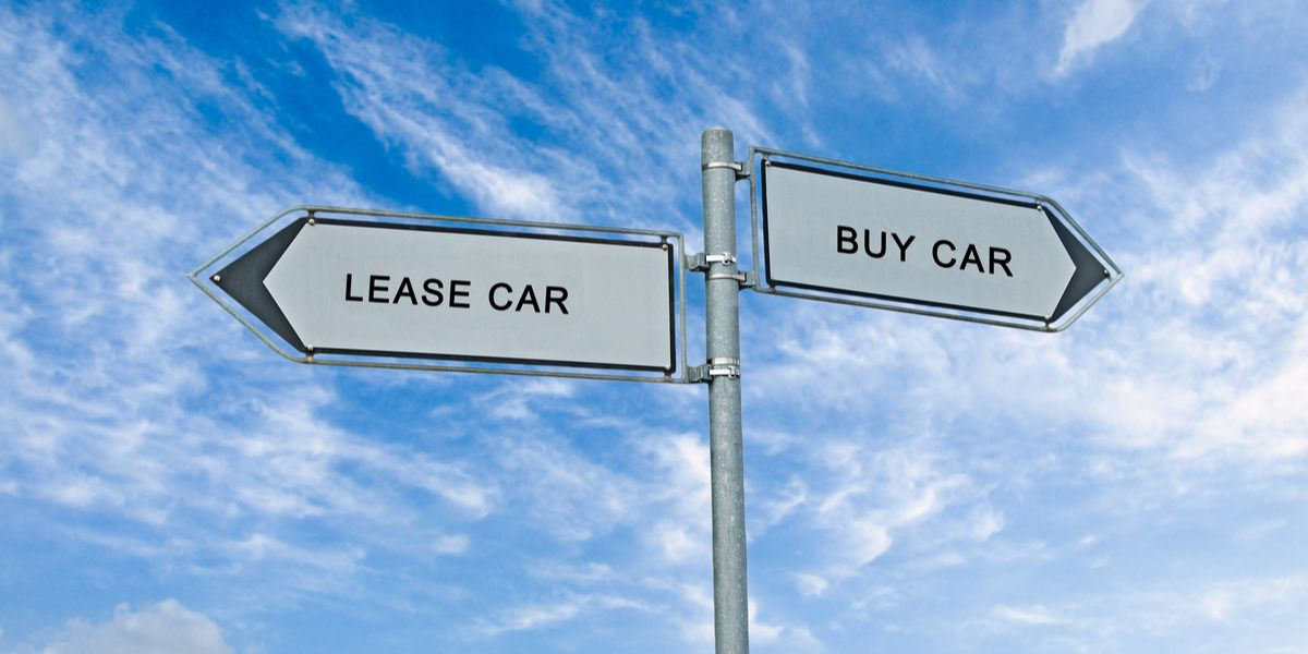 High mileage lease or buy?