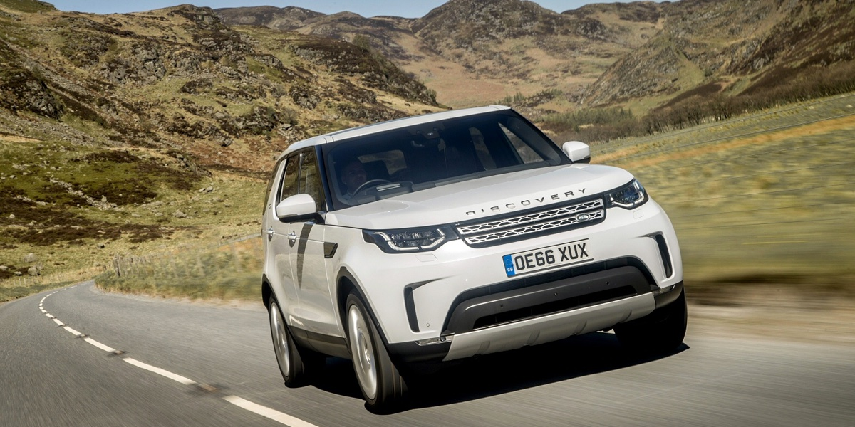 land rover android auto