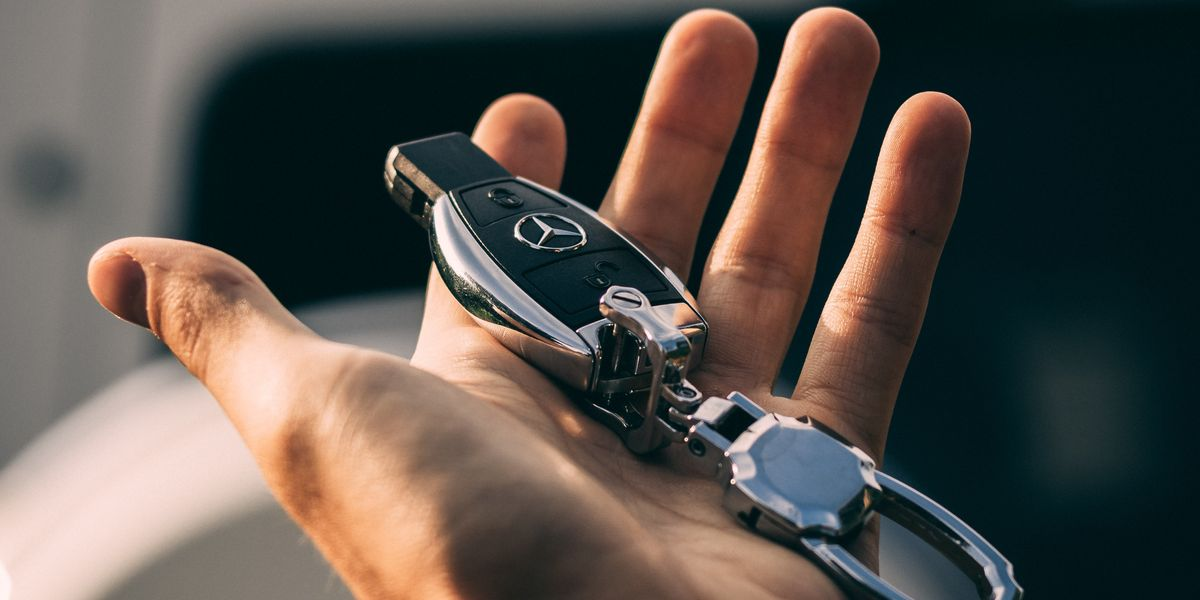 Personal Contract Hire Keys