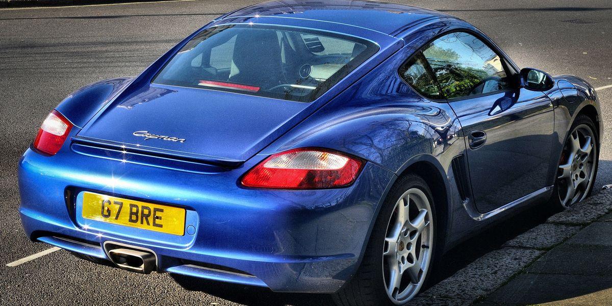 Porsche Cayman Return to Value GAP insurance