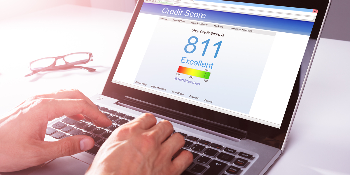 credit score for leasing a car