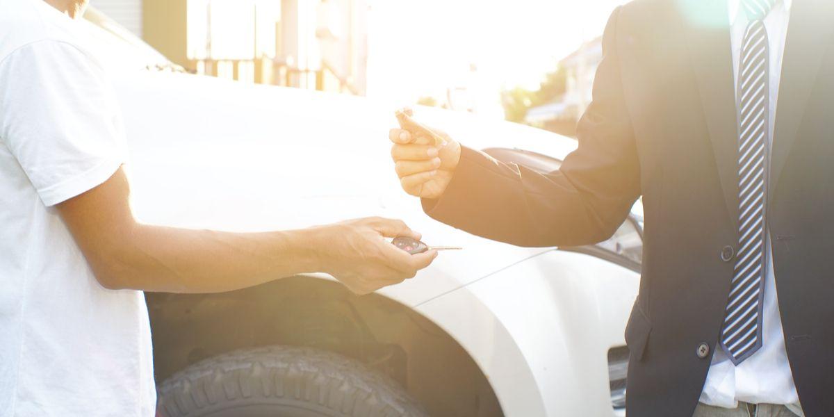 Car lease part exchange
