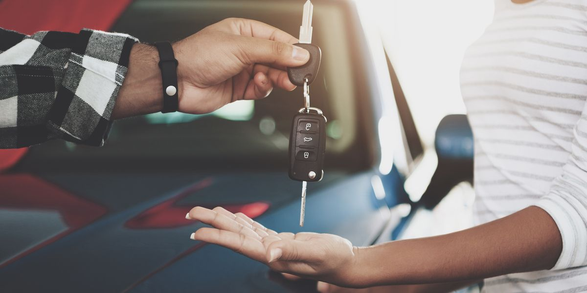 buy and sell car on ending car lease early