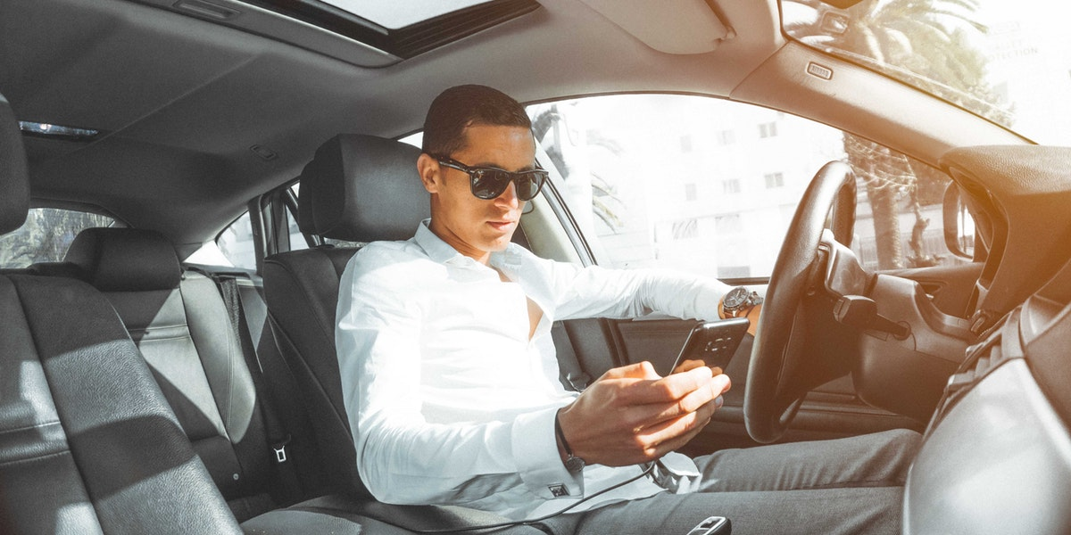 what is business car leasing